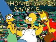 Homer Saves Marge