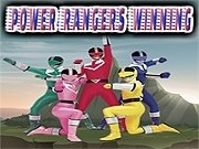 Power Rangers Winning